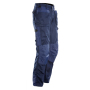 2396 Trouser BaseProfile Navy D116