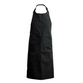 Apron - halterschort black one size