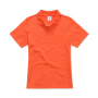 Stedman Polo SS for her brilliant orange S