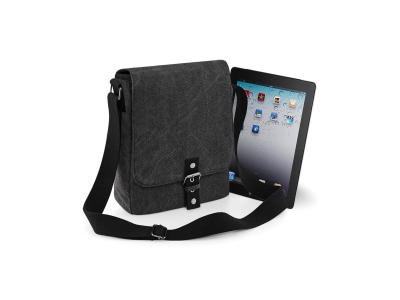 Vintage Canvas iPad®/Tablet Reporter