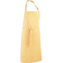 Colours bib apron lemon one size