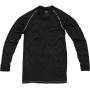 Base layer vest thermo black xs
