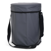 DUNGA Tarpaulin Sit & Cooler Bag