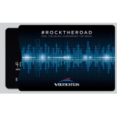 RFID cardholder, with print Vredestein #ROCKTHEROAD