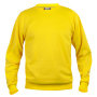 Basic roundneck lemon xxl