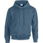 Heavy blend™ classic fit adult hooded sweatshirt indigo blue l