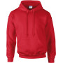 Dryblend® classic fit adult hooded sweatshirt red xl