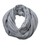 Heather Summer Loop-Scarf heather-grijs