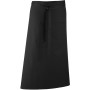 'colours' bar apron black one size