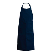 Apron - halterschort navy one size