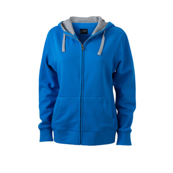 Ladies' Lifestyle Zip-Hoody