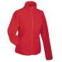 Girly Microfleece Jacket rood
