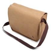 Washed Kraft Shoulderbag Brown