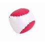 Anti stress bal JUGGLE - magenta, wit