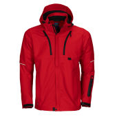 PROJOB 3406 3 LAYER JACKET RED 4XL