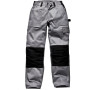 Grafter duo tone 290 trousers grey / black 62 nl (46 uk)