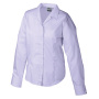 Ladies' Business Blouse Long-Sleeved lila