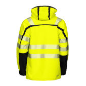 PROJOB 6417 JACKET HV YELLOW/BLACK 3XL
