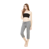 Women's Capri Scrunch Pant