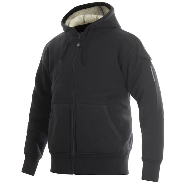 2117 PILE HOODED JACKET