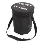 To Sit & To Cool Bag XL Black