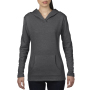 Anvil Sweater Hooded French Terry for her DarkGrey-35%Korting XXL
