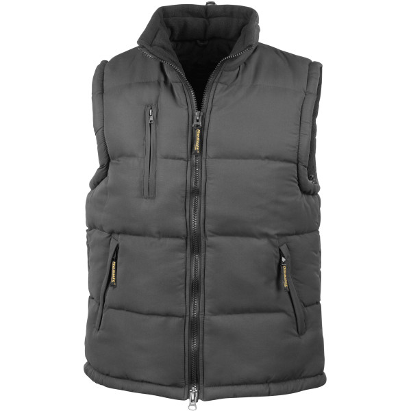 BODYWARMER DOUBLÉ POLARTHERM™