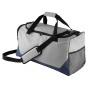 Multisporttas navy / light grey 55 x 32 x 26 cm