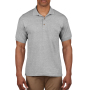 Gildan Polo Ultra Cotton Pique SS sports grey M