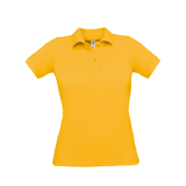 Polo Safran Pure / Dames