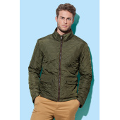 Stedman Jacket Active Quilted for him