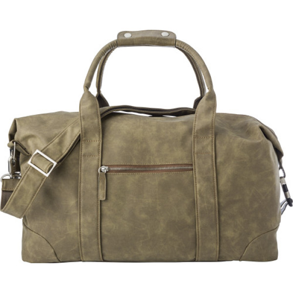 PU duffle/travel bag