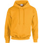 Heavy blend™ classic fit adult hooded sweatshirt gold xl