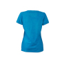 Ladies' Gipsy T-Shirt turquoise