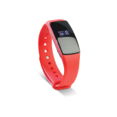 Activity tracker hartslag - Rood