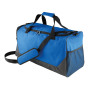 Multisporttas dark grey / royal blue 55 x 32 x 26 cm