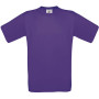 Exact 190 t-shirt purple l