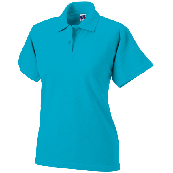 Ladies' classic cotton polo