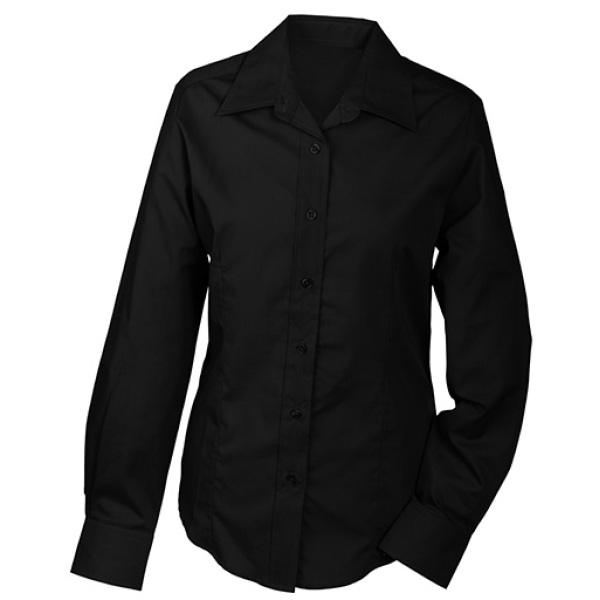 Ladies' Promotion Blouse Long-Sleeved