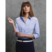 Women's Tailored Fit Premium Oxford 3/4 Shirt