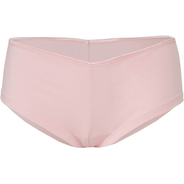 Cotton stretch shortie