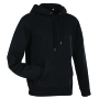 Stedman Sweater Hood Active for him black opal S