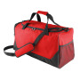Multisporttas black / red 55 x 32 x 26 cm
