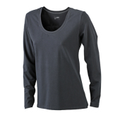 Ladies' Stretch Shirt Long-Sleeved