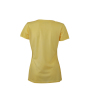 Ladies' Gipsy T-Shirt lichtgeel