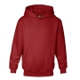 Hooded sweatshirt Red, 12/14