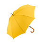 Automatic Regular Umbrella Ø 105 cm Yellow