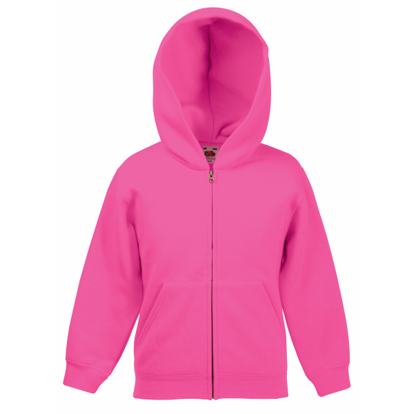 Kids Hooded Sweat Jacket (Classic)