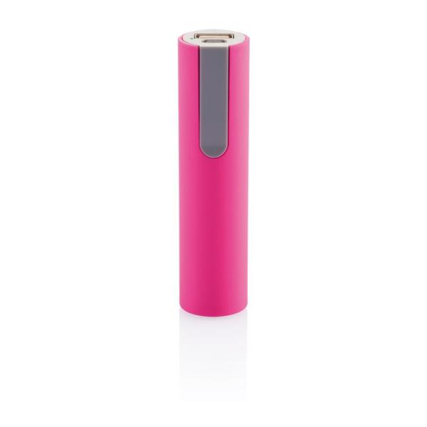 2.200 mAh powerbank, roze