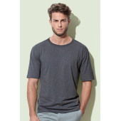 Stedman T-shirt Crewneck Organic slub SS for him
